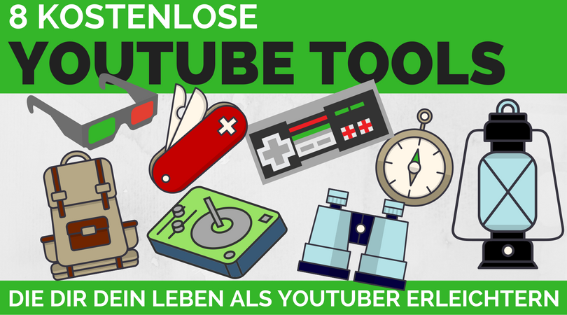 8 Youtube Tools