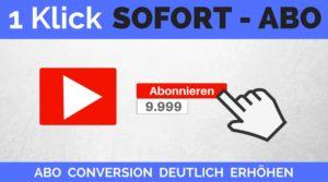 Youtube Schaltfläche generieren - Das 1 Klick Youtube Abo