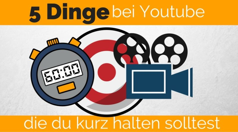 Kurze Youtube Videos