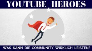 Youtube Heroes