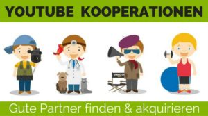 Youtube Kooperationen